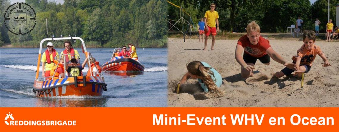 Mini-event Waterhulpverlening en Ocean team